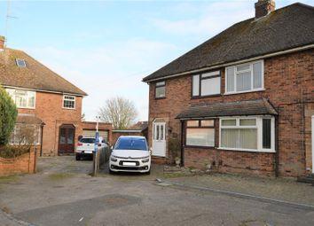 Hawthorn Close, Dunstable, Bedfordshire LU6. 3 bed semi-detached house for sale