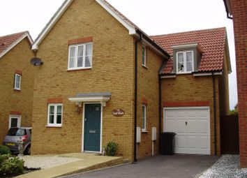 Thumbnail 4 bed detached house to rent in Tradewinds, Seasalter, Whitstable