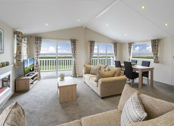 Thumbnail 2 bed mobile/park home for sale in Meadow View Residential Park, Silloth, Wigton