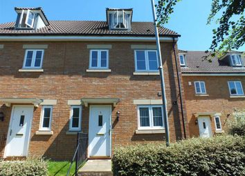 Thumbnail 4 bed town house for sale in Ludborne Place, Westbury, Wiltshire