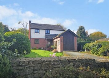 Thumbnail 3 bed detached house for sale in Pontfaen Close, Knighton