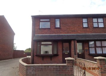 Thumbnail 2 bed semi-detached house to rent in Drovers Court, Gainsborough