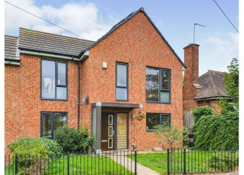 Thumbnail 2 bed semi-detached house for sale in Manston Road, Birmingham