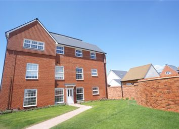 Thumbnail 2 bed flat to rent in Levitt House, 1 Keepers Cottage Lane, Rochester