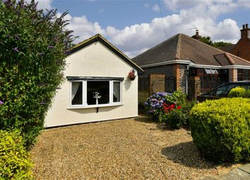 Thumbnail 2 bed detached bungalow for sale in Josephine Avenue, Tadworth, Surrey