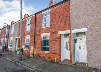 Thumbnail 3 bed terraced house to rent in James Street, Grimsby