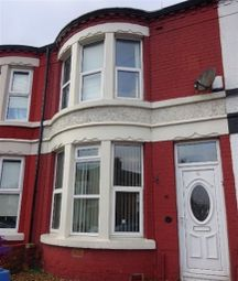Thumbnail 5 bedroom property to rent in Rathbone Road, Wavertree, Liverpool