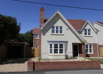 Thumbnail 5 bed property for sale in Keyhaven Road, Milford On Sea, Lymington