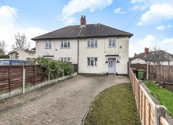 Thumbnail 3 bed semi-detached house for sale in Riddons Road, London