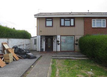Thumbnail Semi-detached house for sale in Morawel, Llanelli
