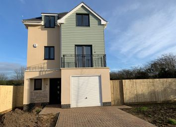 Thumbnail 4 bedroom detached house for sale in Boxwood Road, Weymouth