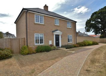 Thumbnail 4 bed detached house for sale in Goslings Way, Trimley St. Martin, Felixstowe