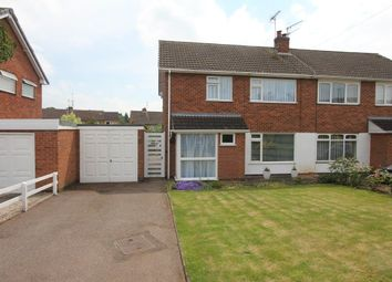 Thumbnail 3 bed property to rent in Outlands Drive, Hinckley