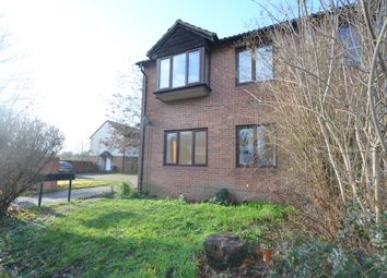 Thumbnail 1 bed terraced house to rent in Derrick Close, Calcot, Reading