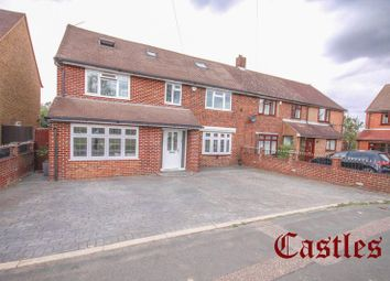 Thumbnail 6 bed semi-detached house for sale in Thaxted Way, Waltham Abbey