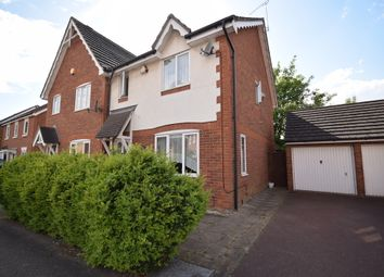 Thumbnail 3 bed semi-detached house for sale in Heathfield Park Drive, Chadwell Heath, Romford