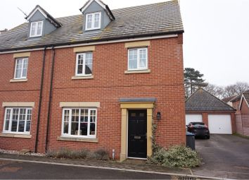 Thumbnail 4 bed semi-detached house for sale in Ogden Grove, Ipswich