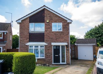 Thumbnail 3 bed detached house for sale in Cowgill Close, Cherry Lodge, Northampton