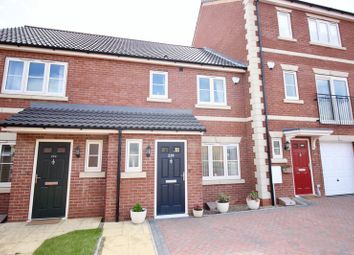 Thumbnail 3 bed terraced house for sale in Wolsey Way, Lincoln
