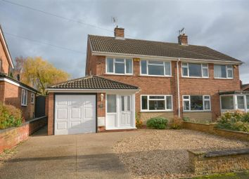 Thumbnail 3 bed semi-detached house for sale in Stella Avenue, Tollerton, Nottingham