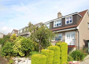 Thumbnail 3 bed semi-detached house for sale in Teviot Drive, Bishopton, Renfrewshire
