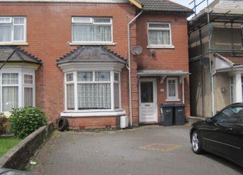Thumbnail 3 bed semi-detached house for sale in 427 Belchers Lane., Bordesley Green