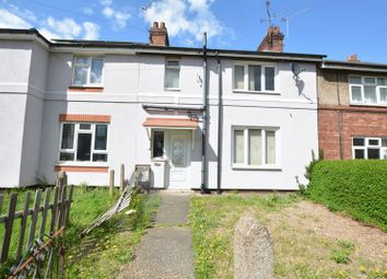 Thumbnail 3 bed terraced house for sale in Mary Street, Scunthorpe