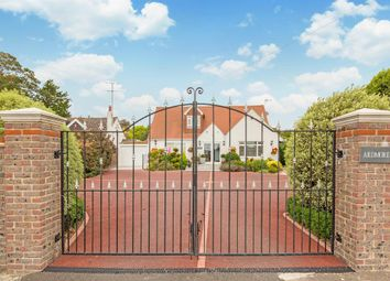 5 bed detached house for sale in Ardmore, West Street, Lancing BN15
