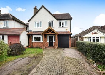 Thumbnail 4 bed detached house for sale in Lyne Village, Surrey