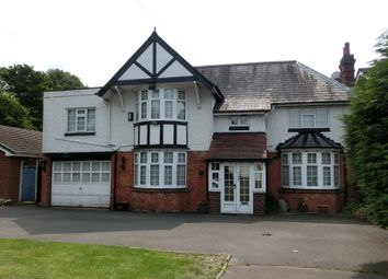 Thumbnail 6 bed detached house for sale in Olton Road, Shirley, Solihull