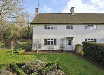 Thumbnail 3 bedroom semi-detached house to rent in Thorncombe Street, Bramley, Guildford