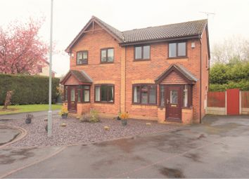 Thumbnail 3 bed semi-detached house for sale in Wantage View, Liverpool