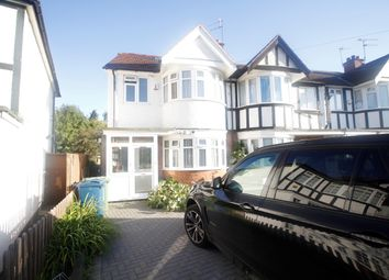 Thumbnail 2 bed maisonette to rent in Sandringham Crescent, Harrow