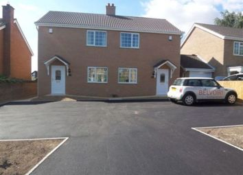 Thumbnail 2 bed semi-detached house to rent in Winchester Road, Grantham