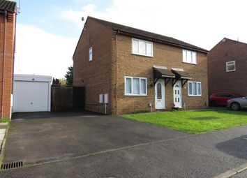 3 bed semi-detached house for sale in Sheffield Court, Raunds, Wellingborough NN9