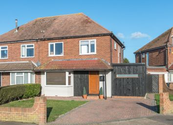 Thumbnail Semi-detached house for sale in Southwood Gardens, Ramsgate