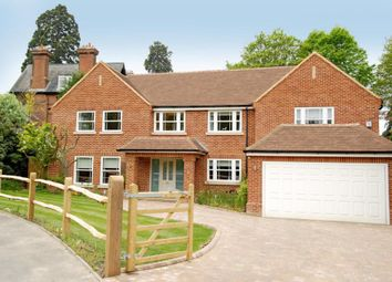 Thumbnail 6 bed detached house to rent in Hawksview, Cobham