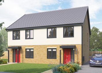 """Thumbnail 3 bed semi-detached house for sale in """"The Lorton Semi"""" at Cherry Wood Way, Waverley, Rotherham"""