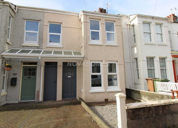 3 bed terraced house for sale in Rosedale Avenue, Peverell PL2