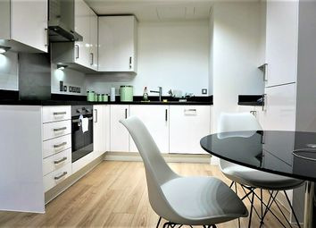 Thumbnail 1 bed flat for sale in Silvertown Square, London