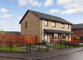 Thumbnail 3 bed semi-detached house for sale in Baldovan Crescent, Easterhouse, Glasgow
