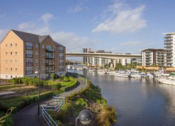 Thumbnail 2 bed flat for sale in The Anchorage, River Walk, Penarth