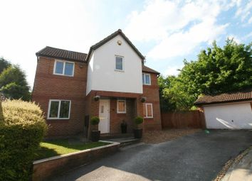 Thumbnail 4 bed detached house for sale in Goodshaw Road, Walkden, Manchester