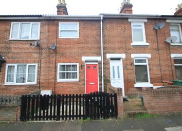 Thumbnail 2 bed terraced house to rent in Albion Grove, Colchester, Essex