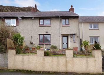 Thumbnail 3 bed terraced house for sale in Pendalar, Llanfairfechan