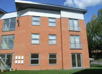 Thumbnail 2 bed flat for sale in Wheelers Court, Woodville, Derbyshire