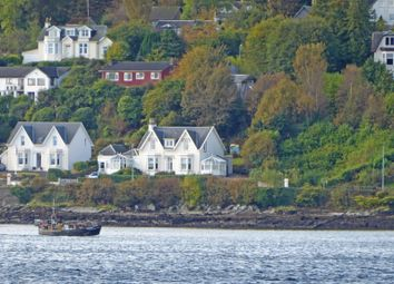 Thumbnail 5 bed link-detached house for sale in Marine Parade, Hunters Quay, Dunoon, Argyll And Bute