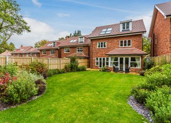 Thumbnail 5 bedroom detached house for sale in Sundew Place, Four Marks, Hampshire