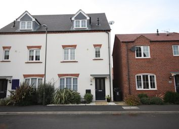 Thumbnail 4 bed semi-detached house for sale in Denby Bank, Marehay, Ripley