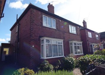 Thumbnail 2 bed semi-detached house for sale in Avondale Road, Town Moor, Doncaster